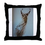 Pearl Lover-2 Throw Pillow