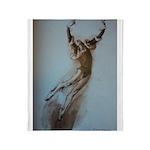 Pearl Lover-2 Throw Blanket