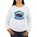 Steaks are Meat candy 2 Women's Long Sleeve T-Shir