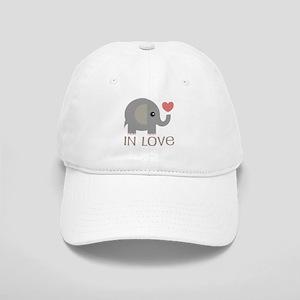 Couples In Love Elephant Cap