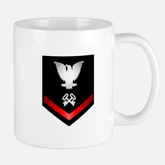 Navy PO3 Storekeeper Mug