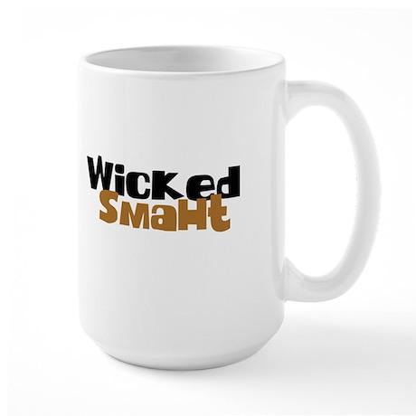 Wicked Smaht Large Mug