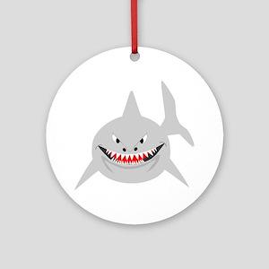 Shark Ornament (Round)