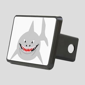 Shark Rectangular Hitch Cover