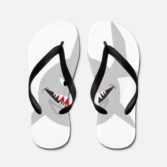 Shark Flip Flops