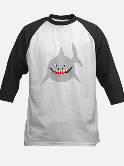 Shark Kids Baseball Jersey