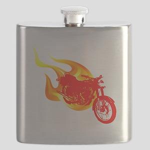 fireballcycle2 Flask