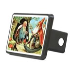King of the Gnomes Rectangular Hitch Cover