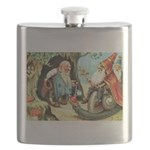 King of the Gnomes Flask