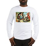 King of the Gnomes Long Sleeve T-Shirt