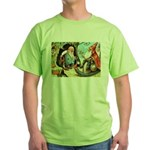 King of the Gnomes Green T-Shirt