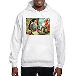 King of the Gnomes Hooded Sweatshirt