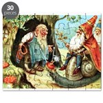 King of the Gnomes Puzzle