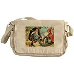 King of the Gnomes Messenger Bag