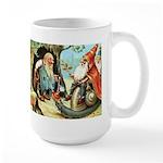 King of the Gnomes Large Mug