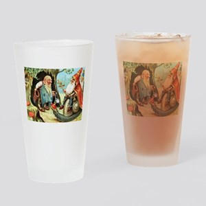 King of the Gnomes Drinking Glass