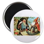 King of the Gnomes Magnet