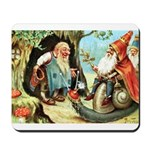 King of the Gnomes Mousepad