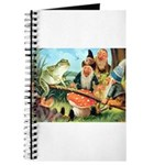 Gnome and Frog on a Seesaw Journal