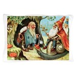 King of the Gnomes Pillow Case