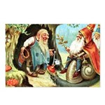 King of the Gnomes Postcards (Package of 8)
