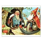 King of the Gnomes Small Poster