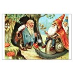King of the Gnomes Large Poster
