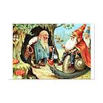 King of the Gnomes Mini Poster Print