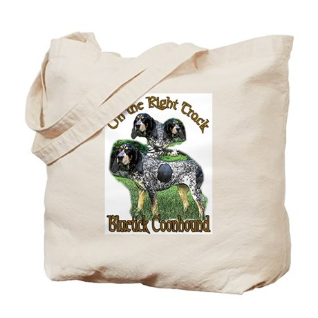 Bluetick Coonhound Gifts Tote Bag
