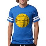 Water Polo Ball Mens Football Shirt
