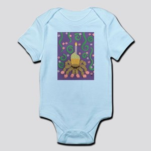 Pink-Toed Tarantula Infant Bodysuit