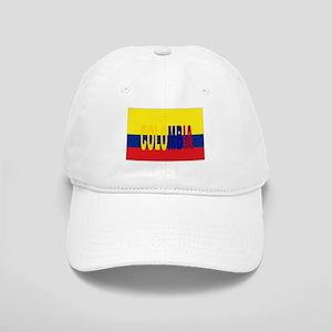 Colombia tricolor Cap