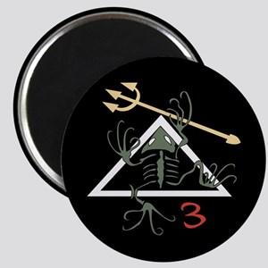 SEAL Team 3 Patch Magnet