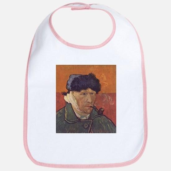 Van Gogh Self Portrait Bib