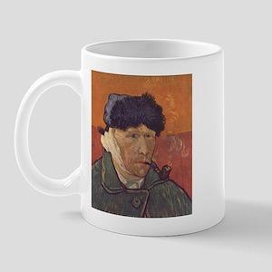 Van Gogh Self Portrait Mug