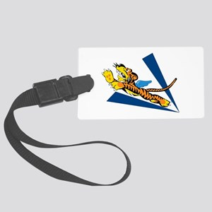 flying_tiger_avg Large Luggage Tag