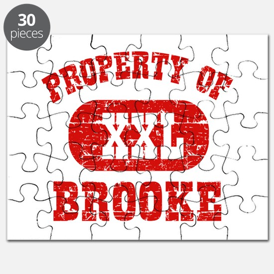 Property Of Brooke Puzzle