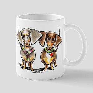 Dashing Dapples Mug