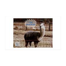 I am Spartacus Drama Llama Wall Decal