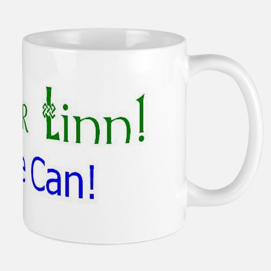 Cute Irish obama Mug