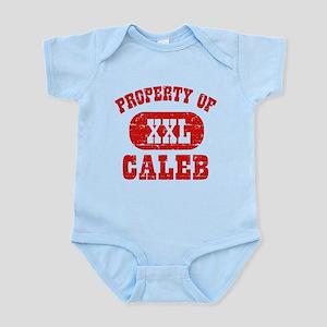 Property Of Caleb Infant Bodysuit