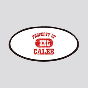 Property Of Caleb Patches