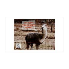 Gordon Ramsay Drama Llama Wall Decal