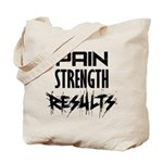 Pain - Results Tote Bag