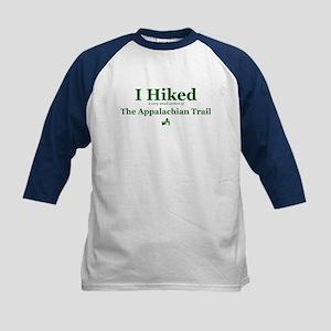 Appalachian Trail Kids Baseball Jersey