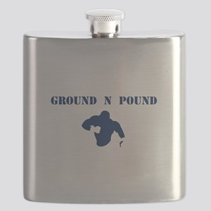 Ground and Pound Flask