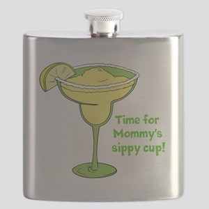 Mommys Sippy Cup Flask