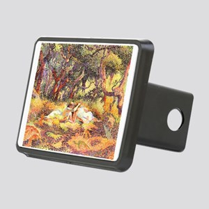 Cross - The Forest Rectangular Hitch Cover