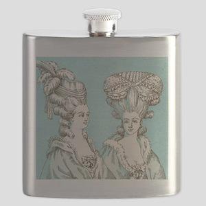 18th Century Fashion Flask