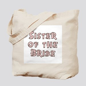 Country Sister of the Bride Tote Bag